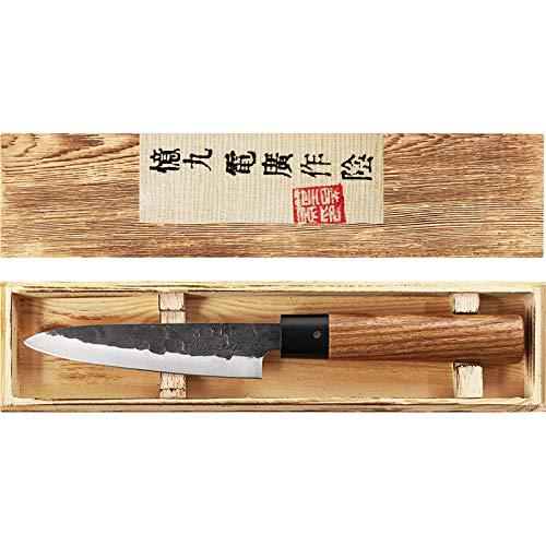 Coltello giapponese - Coltello Chef Santoku - Lama in acciaio - Confezione regalo