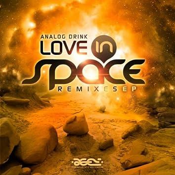 Love In Space (Remixes)