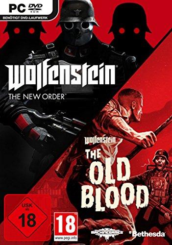 günstig Wolfenstein: Neue Ordnung und altes Blut (Set) Vergleich im Deutschland