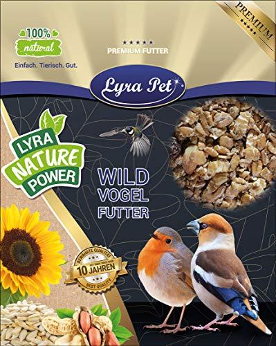 Lyra Pet® 25 kg Fettfutter HK Deutschland Wildvogelfutter ganzjährig Vogelfutter Wildvögel Streufutter Wildtiere Körner Winterfutter