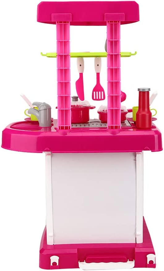 SALUTUY Children Kitchen Toy Durable Set for Tulsa All items free shipping Mall Cookin
