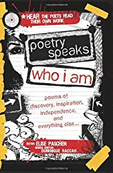 Poetry Speaks Who I Am, poems for middle schoolers and high schoolers
