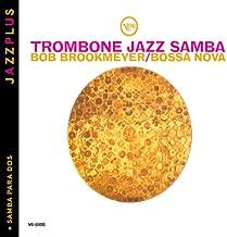 Brookmeyer, Bob/Schifrin, Lalo Trombone Jazz Samba (+Samba Para Dos) Other Modern Jazz