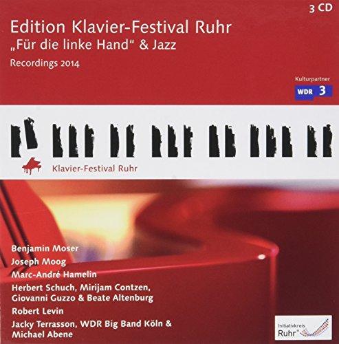 Für Die Linke Hand & Jazz (Klavier-Festival Ruhr Vol. 33)