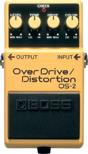 BOSS OS-2 Overdrive/Distortion...