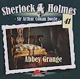 Sherlock Holmes – Fall 41 – Abbey Grange
