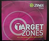 Target Zones: Abs & Legs / Cardio & Glutes / Arms & Obliques