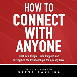 How to Connect with Anyone cover art