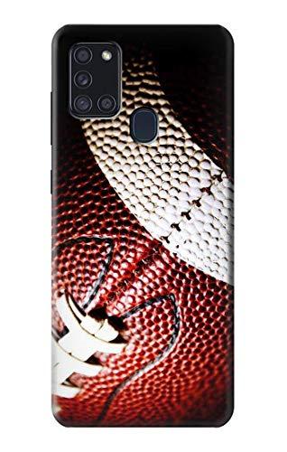 American Football Hülle Schutzhülle Taschen für Samsung Galaxy A21s