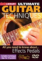 Ultimate Tech - Effects Pedals For Guitar