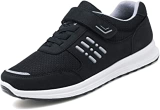 BOZEVON Sports Casual Shoes - Comfortable Warmth Walking Shoes