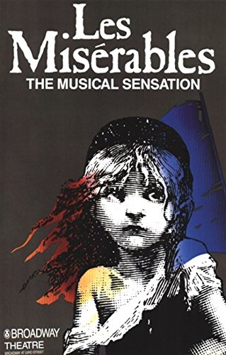 Les Miserables (Broadway) Poster Movie 11x17 Patrick A