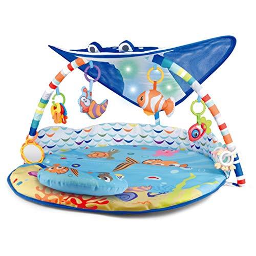 Tapis de Jeu pour bébés Océan Activité légère pour la Gymnastique Tapis de Jeu pour bébés Jouets pour bébés Tapis de Gymnastique pour bébés Tapis de Jeu pour bébés Tapis de développement pour bébés