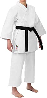 Seishin Premium Women's White Karate Gi - WKF Approved