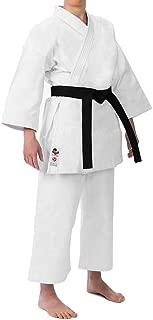 Seishin Premium Women's White Karate Gi – WKF Approved