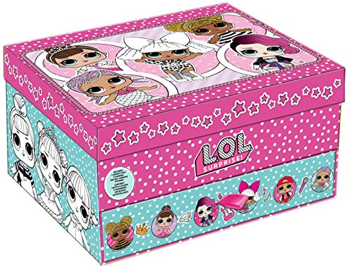 LOL Surprise Jewelry Box to Decorate