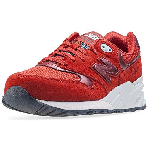Calzado Deportivo para Mujer, Color Rojo, Marca NEW BALANCE, Modelo Calzado Deportivo para Mujer NEW BALANCE WL999 CEB Rojo
