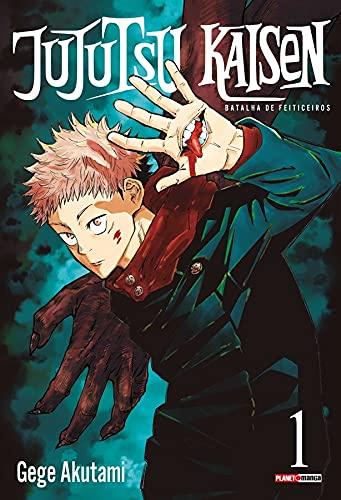 Jujutsu Kaisen - Batalha De Feiticeiros Vol. 1