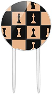 Best chess board cake topper Reviews