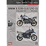 BMW R 1200 GS/ R 1250 GS & Adventure Reparaturanleitung: Das umfassende Handbuch; Typen, Technik, Tipps, Tricks