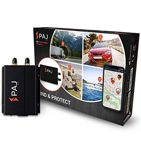 PAJ GPS Finder 3.0 – Localizador antirrobo para coches