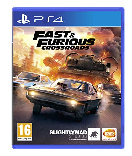 Fast & Furious Crossroads [