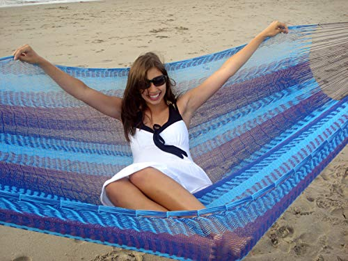 Breezy Point Mayan Mexican Family Hammock