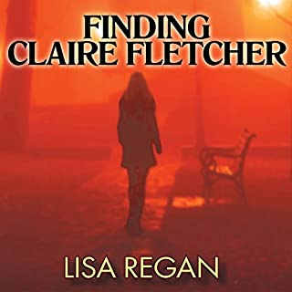 Finding Claire Fletcher audiobook cover art