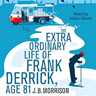 The Extra Ordinary Life of Frank Derrick, Age 81 cover art