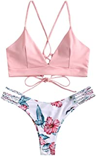 277002cfc3f7 Amazon.es: Últimos tres meses - Bikinis / Ropa de baño: Ropa