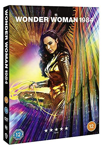 Wonder Woman 1984: Special Edition (DVD)-Region 1 (Englisches Audio)