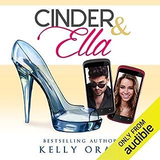 Cinder & Ella audiobook cover art