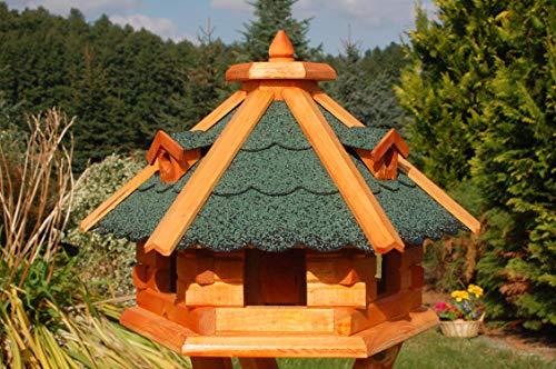 Wunderschönes sechseckiges Vogelhaus, Vogelhäuschen
