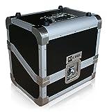 MF-CASES Plattenkoffer für 80 LPs Case DJ Platten Schallplatte Flightcase 12' Box