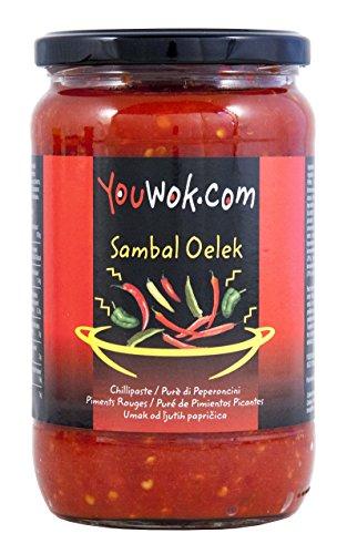 Youwok Salsa Sambal Oelek - 725 gr