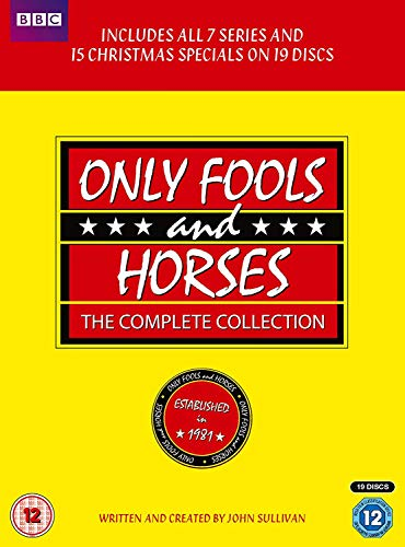 Only Fools and Horses The Complete Collection DVD