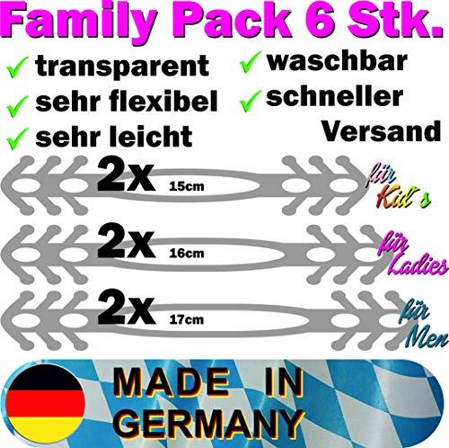 Family Set Ohrenschoner 6Stk. Nackenhalter passend für Mundschutz- Behelfsmaske
