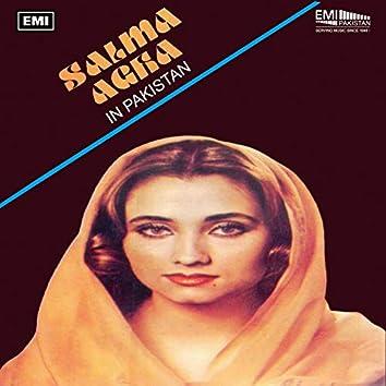 Salma Agha in Pakistan