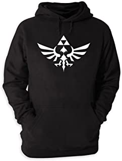 Legend of Zelda Triforce Pullover Sweatshirt Hoodie