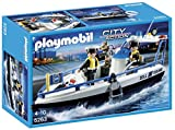 Playmobil 5263 City Action Airport Patrol Boat
