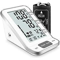 Chisip Blood Pressure Monitor Upper Arm, Accurate Automatic Digital Blood Pressure Machine