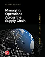 Managing Operations Across the Supply Chain, 4th Edition Front Cover
