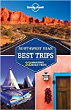 Lonely Planet Southwest USA's Best Trips (Trips Country) (Paperback) - Common