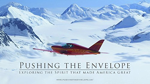 Pushing the Envelope DVD