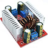 TECNOIOT DC 400W 15A Step-up Boost Converter Power Supply LED Drive