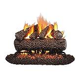 Peterson Real Fyre 24' Post Oak Gas Logs Only No Burner