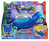 PJ Masks Vehículo Deluxe gatauto y gatuno, Color Azul (Just Play...