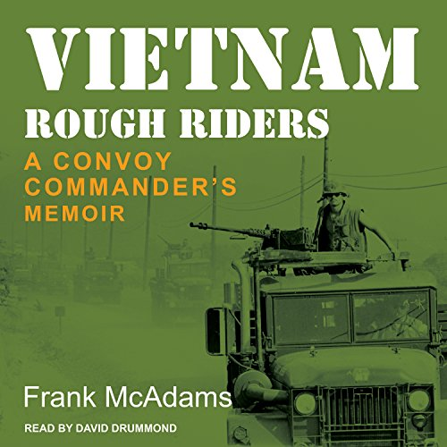 Vietnam Rough Riders audiobook cover art
