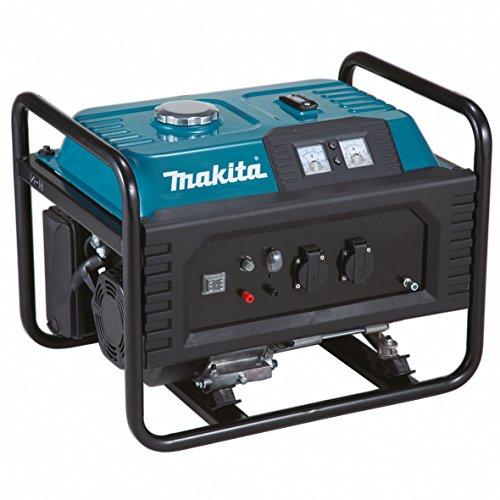 Makita EG2250A Stromerzeuger 2,2 kVA, Schwarz, Blau