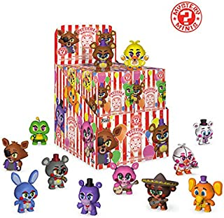 Funko Mystery Minis: Five Nights at Freddy's Pizza Simulator (Case of 12 Figures)